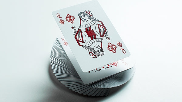 Infinitas Playing Cards designed by Rian Lehman made in USA