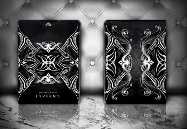 Inverno Playing Cards Very Rare Limited Edition Seasons Deck