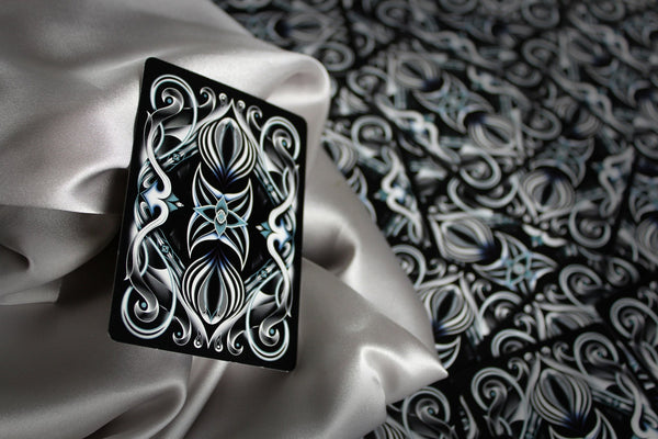 Inverno Playing Cards Rare Winter Edition Luxurious Deck by Seasons