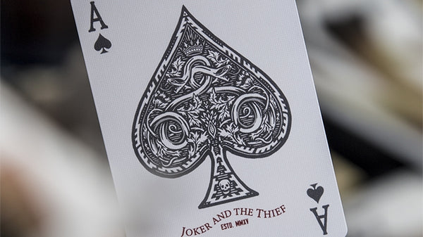 Joker and the Thief Playing Cards Street Edition Made in USA