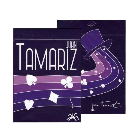 Juan Tamariz Playing Cards 1st Edition Release Magic Deck