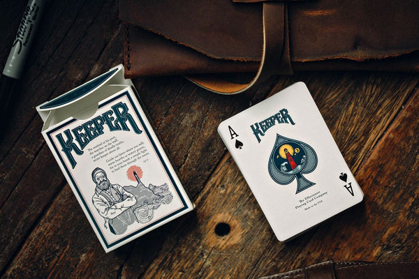 Buyworthy:Keeper Playing Cards Ellusionist Lighthouse Deck Brand New & Sealed