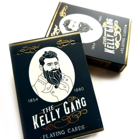 The Kelly Gang Playing Cards Australian Such is Life 2-Deck set