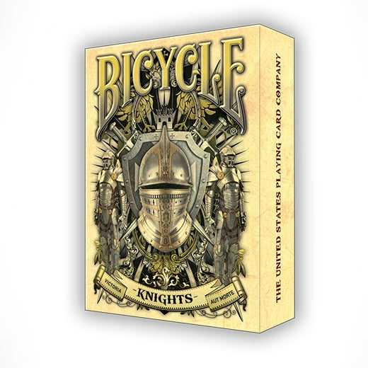Knights Playing Cards Bicycle Deck Victory or Death Edition