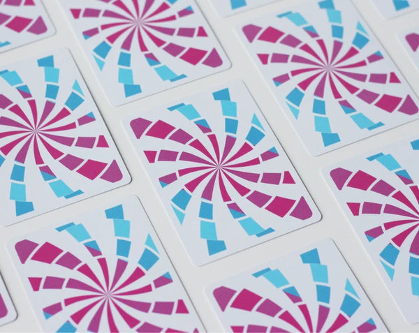 Lollipop Playing Cards designed in Australia by Flaminko