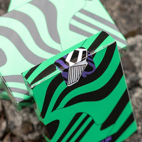 Goblin Playing Cards Limited Edition Cardistry Deck by Gemini