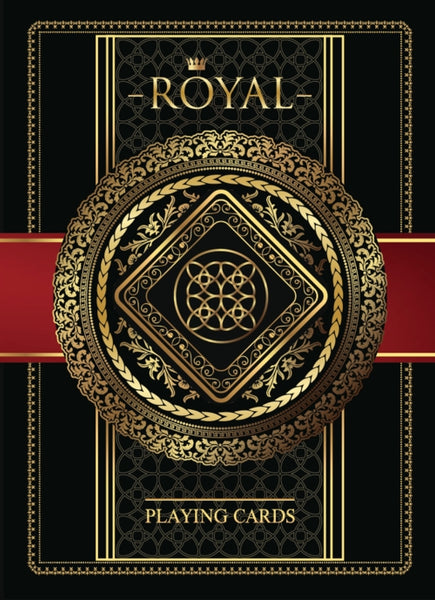 Royal Playing Cards Limited Edition by Natalia Silva designed in Russia