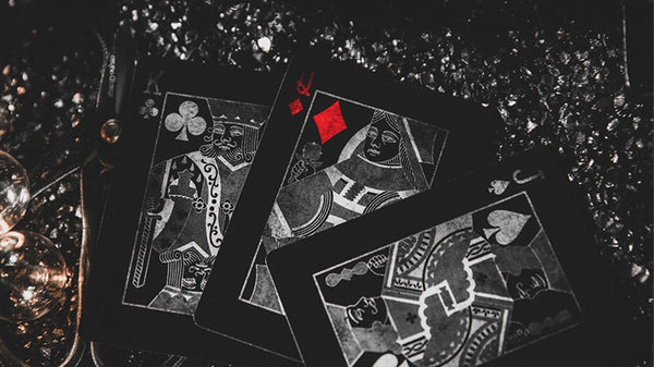 Lost Spirit Playing Cards deck designed by Sam Hayles