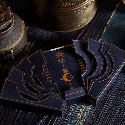 Luna Moon Playing Cards Deluxe Limited Edition Set 2 decks