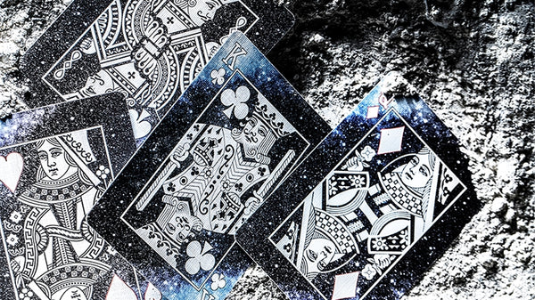 Lunar Eclipse Playing Cards Starry Sky (Numbered Seal) Limited Edition