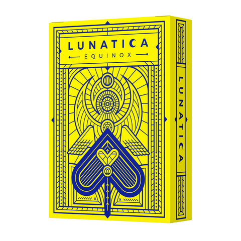 Lunatica Playing Cards Equinox Edition by Thirdway Italy