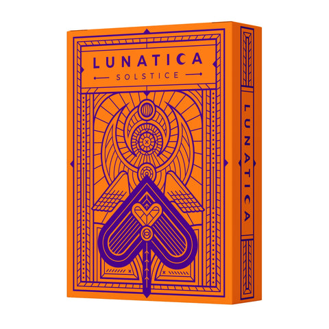 Lunatica Playing Cards Solstice Edition by Thirdway Italy