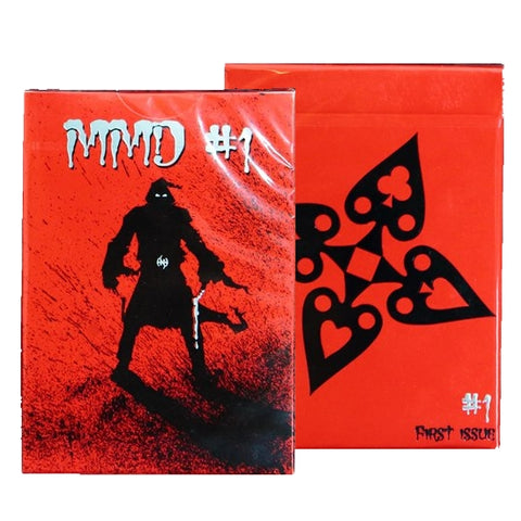 MMD #1 Playing Cards Magicians Must Die Comic Deck 1st Edition