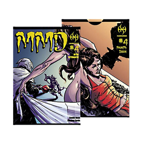 MMD #4 Playing Cards Magicians Must Die Comic Deck 4th Edition