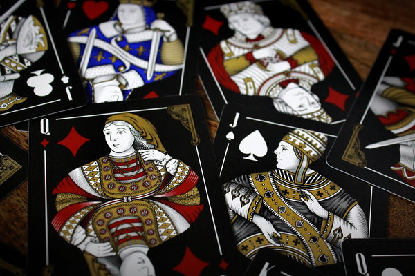 Magna Carta Playing Cards Rare Royals Edition 2 Deck Set
