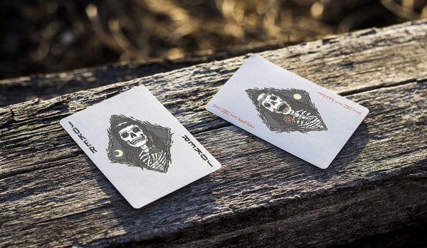 Maidens Playing Cards deck by Joker and the Thief