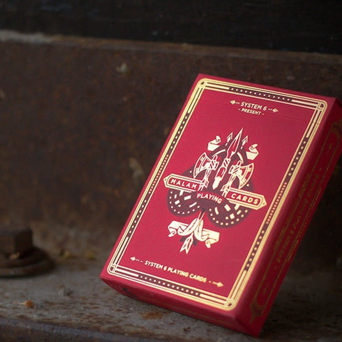 Buyworthy:Malam Playing Cards Deluxe Limited Edition Deck Native American Brand New