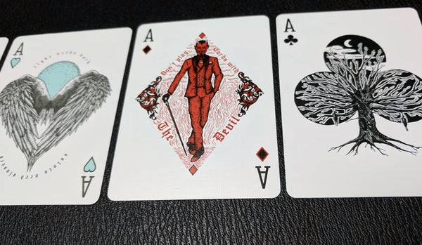 Martyrs Playing Cards Daniel Madison Ellusionist Magic deck