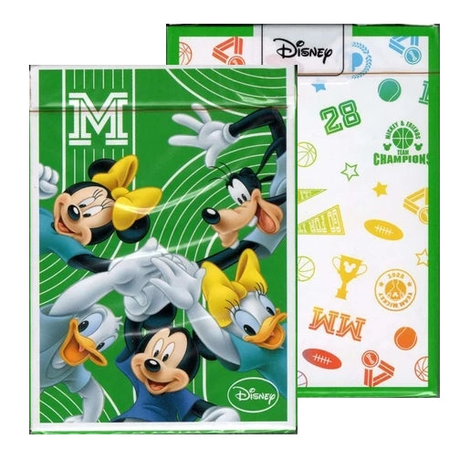 Mickey Mouse Friends Playing Cards Official Disney Deck