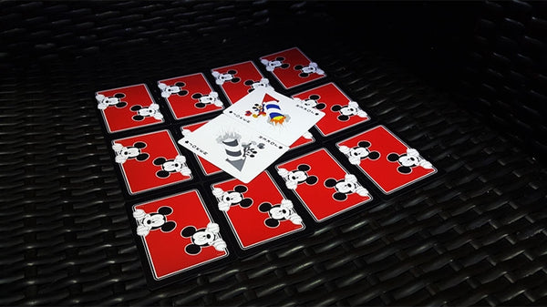 Mickey Mouse Playing Cards Official Disney Deck