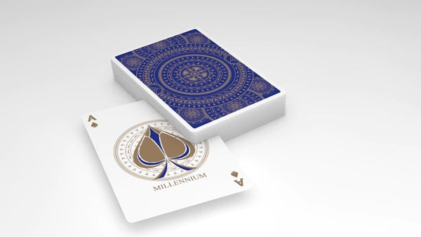Millennium Playing Cards Luxury Edition Designed in UK