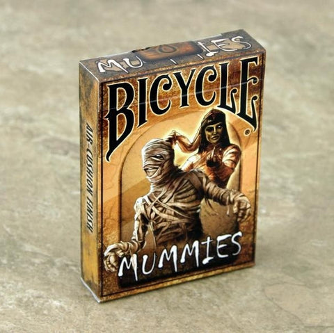 Buyworthy:Mummies Playing Cards Ancient Egypt Poker Magic Deck Brand New & Sealed ~ Arrrg