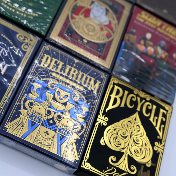 Mystery Deck Playing Cards Rare Decks Limited Release February 2020