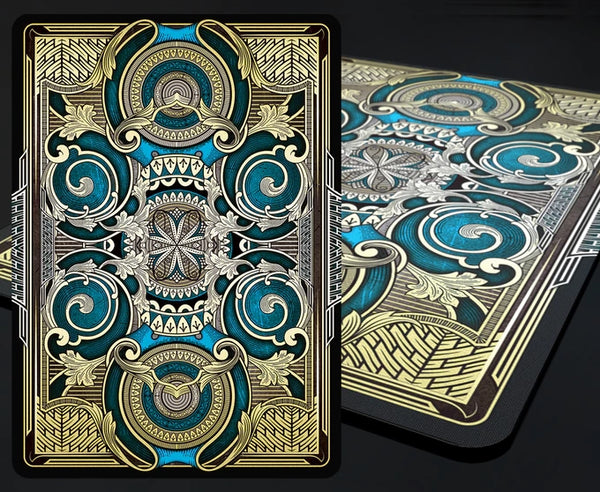 Mystique Playing Cards Blue Edition Bicycle Poker Magic Deck