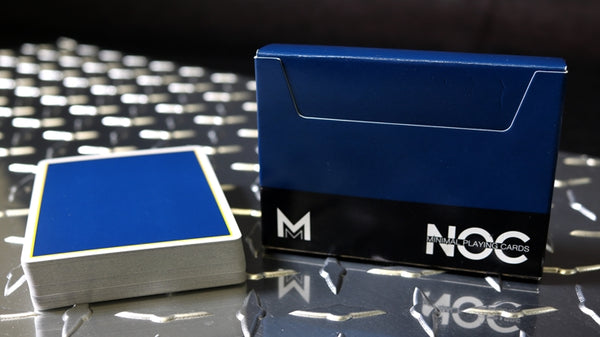 NOC Playing Card Murphy's Magic Signature Blue Edition Cardistry magic