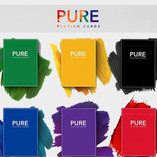 NOC Pure Playing Cards by TCC Cardistry Magic Decks