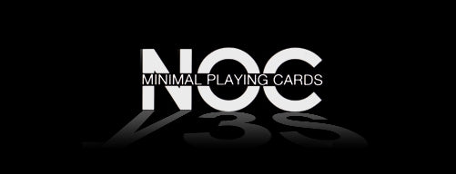 NOC Red V3S Playing Cards 2015 Deck