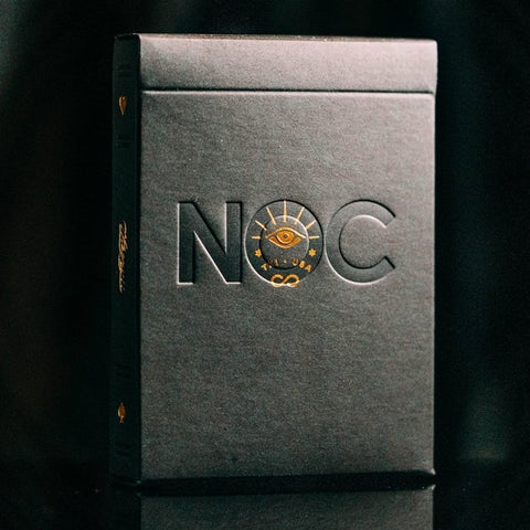 NOC x Midnight Playing Cards Rare Release Deck by Theory 11