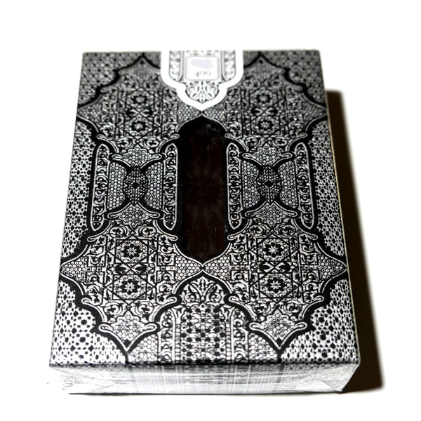 NPCCD 2019 Playing Cards Seasons Moroccan Black Zellij Room #142 of 499