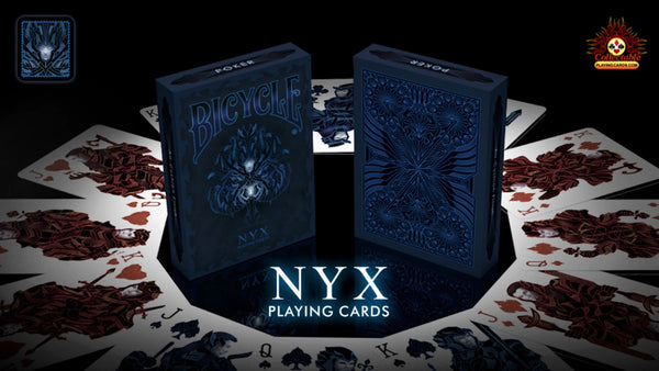 Buyworthy:NYX Playing Cards Greek Mythology Poker Magic Deck Made in the USA Brand New
