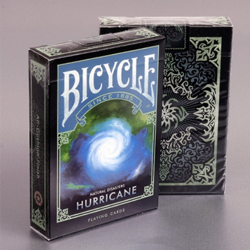 Natural Disasters Playing Cards Collector Hurricane Edition Sealed