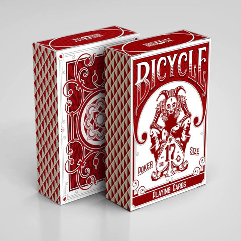No 17 Playing Cards Bicycle Deck Magic Designed in Sweden