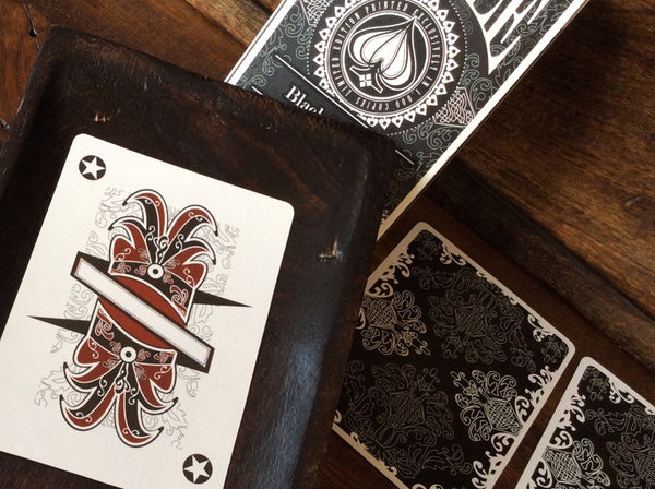Noble Playing Cards Rare White Edition by Design Imperator