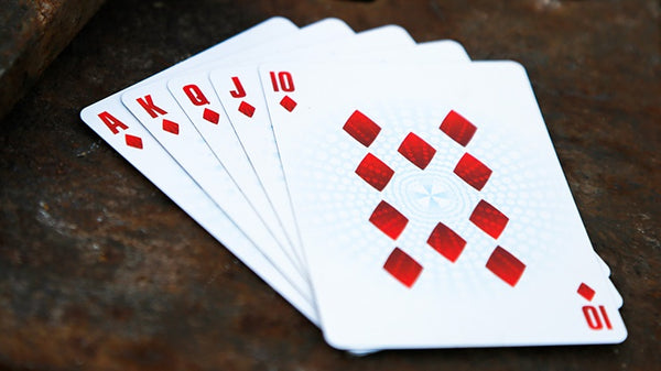 OCULUS Reduxe Playing Cards By Randy Butterfield and Mike Wilson