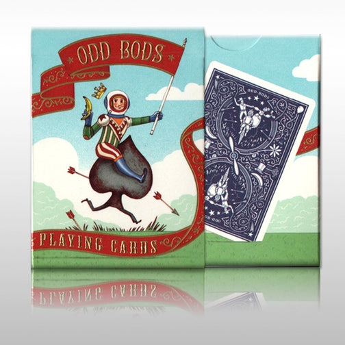 Odd Bods Playing Cards Official Art of Play deck