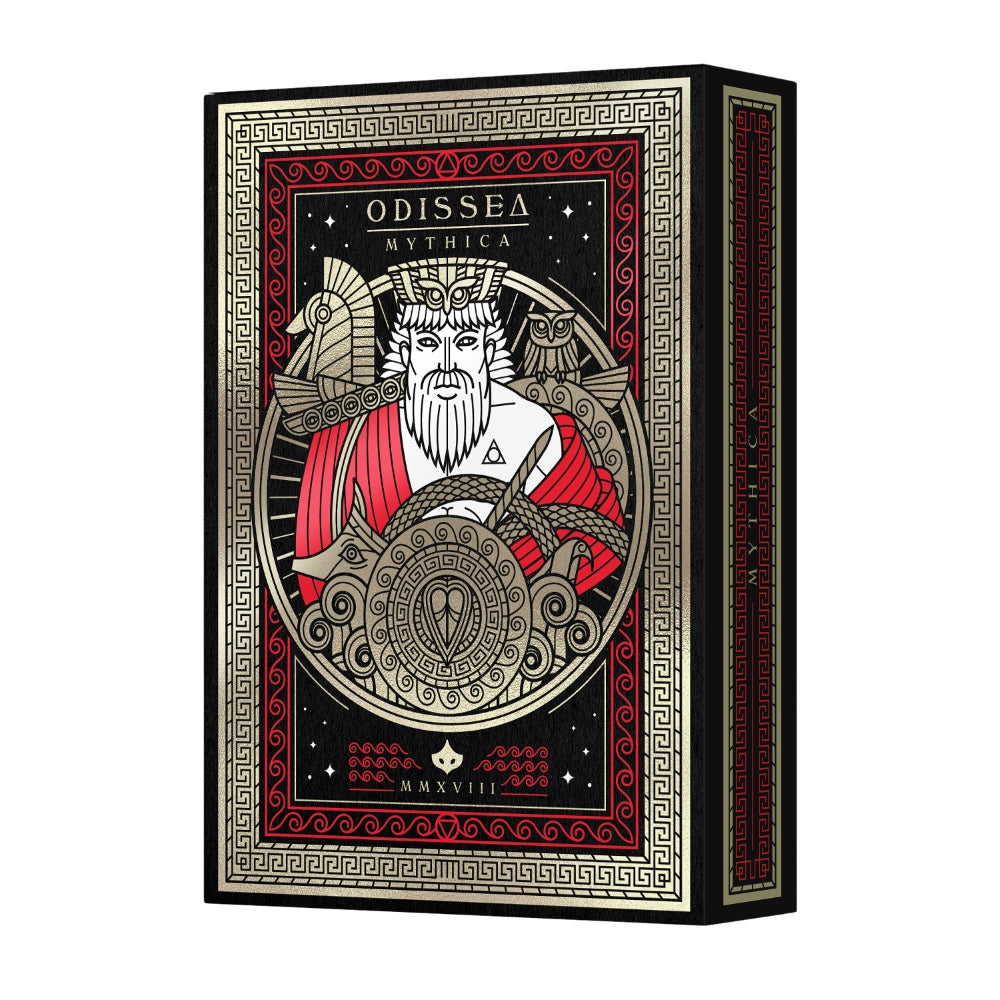 Odissea Mythica Playing Cards by Thirdway Rare Limited Edition #0646