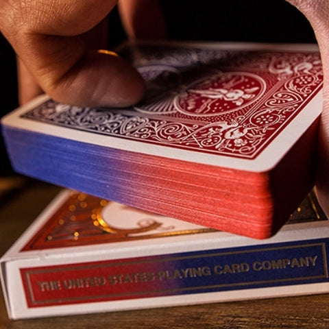 Ombre Edge Playing Cards Limited Edition Number Sealed Hand Gilded