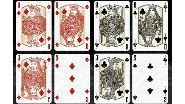 Ophidian Playing Cards Luxury deck by Shapeshifters USA