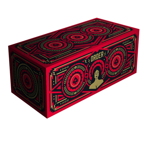 Order Playing Cards Utopian Brick Custom Box (Empty) by Thirdway Industries