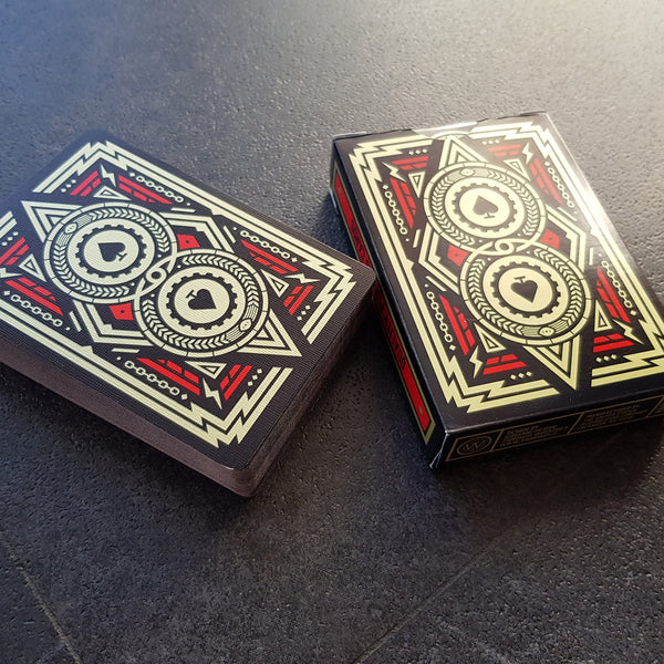 Order Imperium Playing Cards designed in Italy by Thirdway Industries
