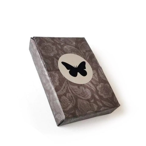 Original Butterfly Playing Cards Red Deck 2nd Edition Marked