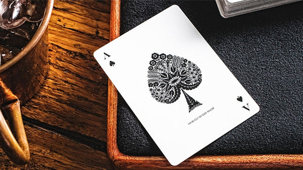 Papercuts Playing Cards hand-cut designed in London made in USA