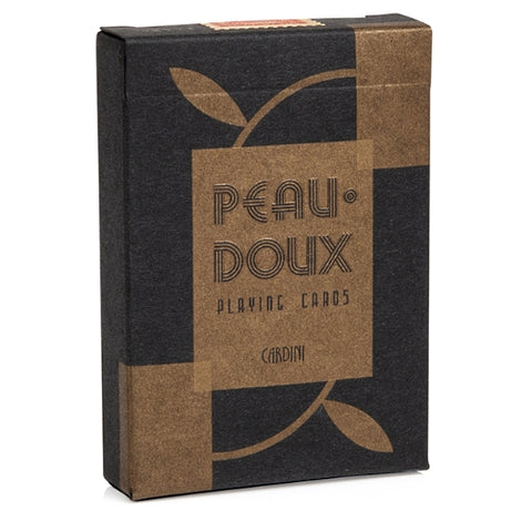 Peau Doux Gold Playing Cards Rare Cardini Deck by Art of Play