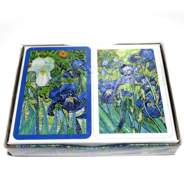 Impressionist Art Playing Cards Vincent Van Gogh by Piatnik 2-deck Set