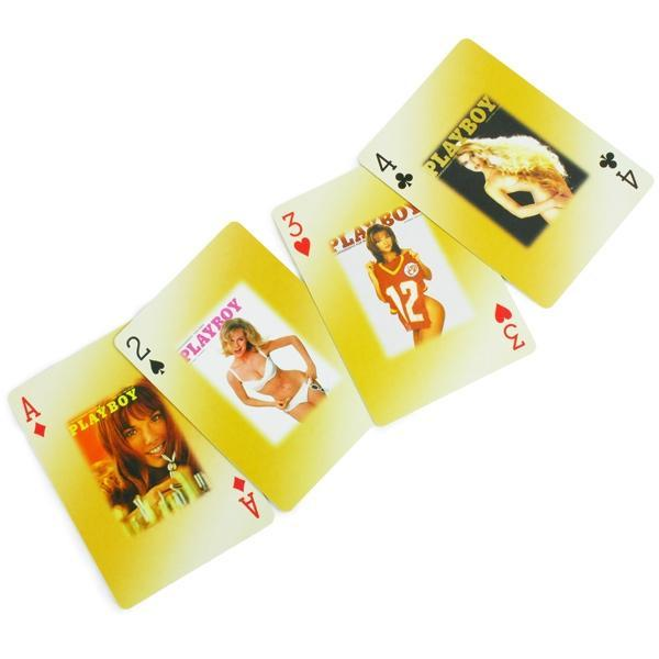 Playboy Playing Cards Genuine Special Edition from 2005