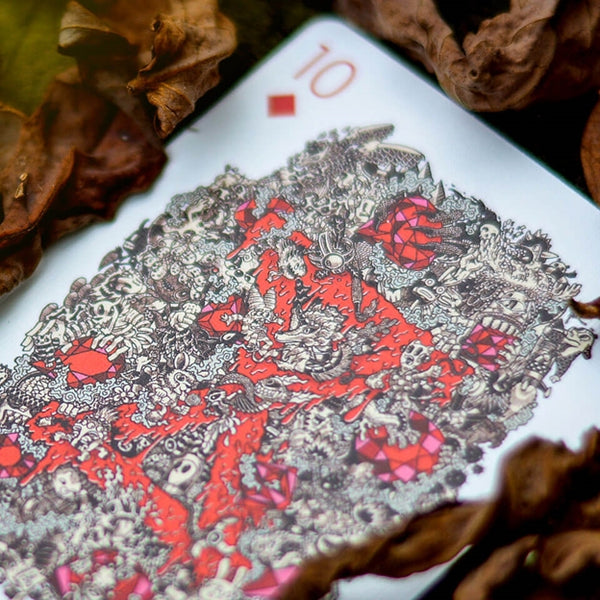 Playing Arts Edition One Playing Cards Deck Designed by 55 Global Artists